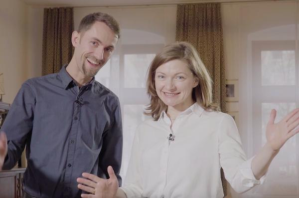 Markus und Nora von Pattarina