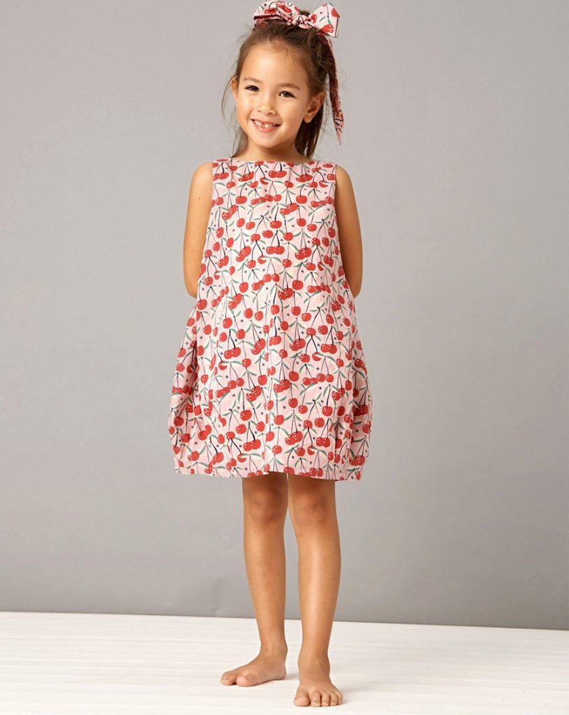 Kleid nähen, Schnittmuster Burda, Pattarina-App