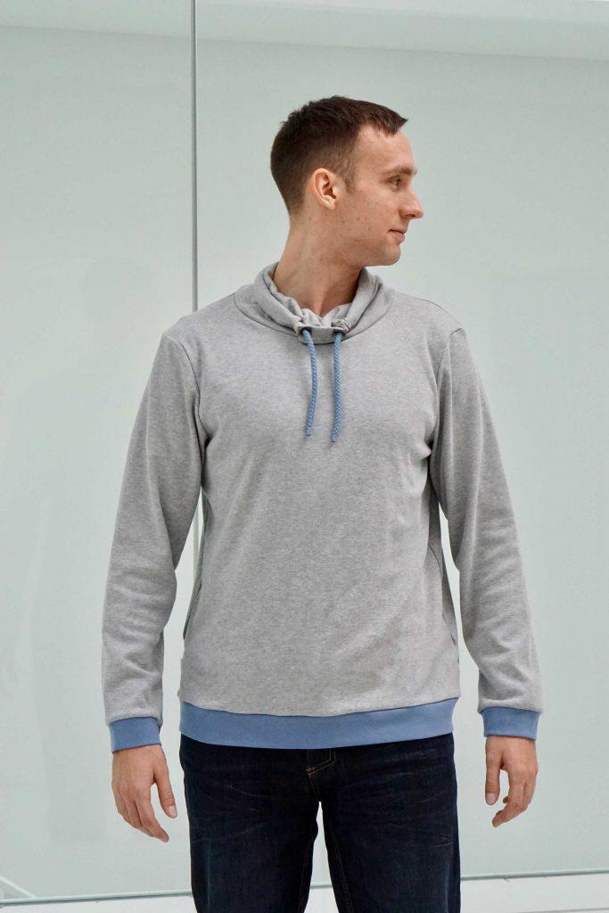 Pullover für Herren - Schnittmuster von Pattarina